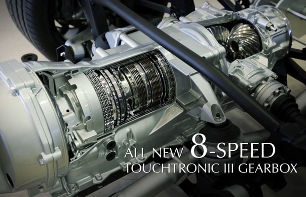 Aston Martin 8 stepeni mjenjac