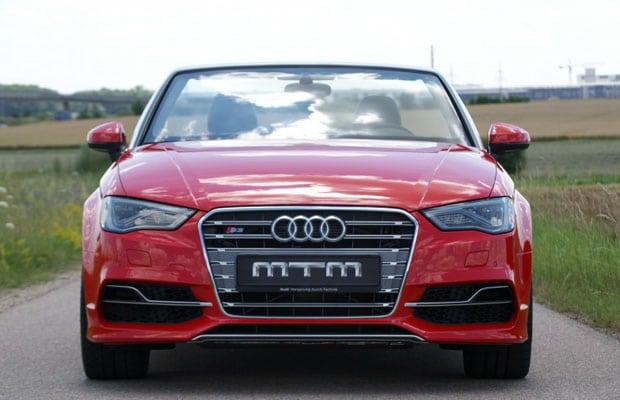 Audi S3 Cabriolet MTM 03