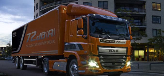 DAF CF Silent – Super tiha serija DAF kamiona