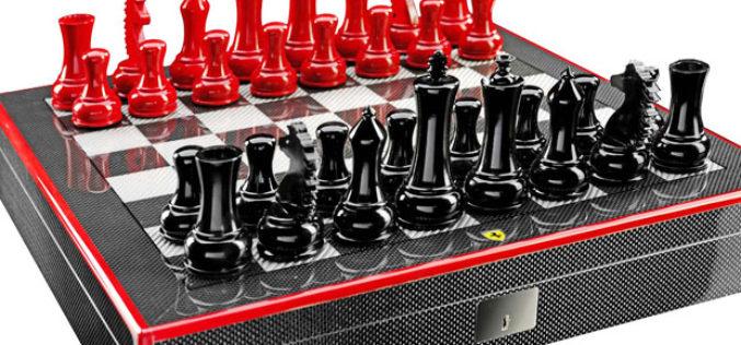 Ferrari šah za 1.525 eura!