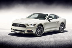 Ford Mustang 50 Year Limited Edition prodat će se na aukciji