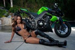 Kawasaki Z1000 spreman za vikend vožnju