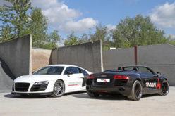 Audi R8 V8 nakon K.MAN prerade razvija 750 KS