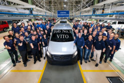 Počela proizvodnja novog Mercedes Vito modela