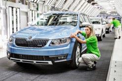 Počinje proizvodnja nove Škoda Octavia Scout modela