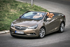 Vozili smo: Opel Cascada 2.0 CDTI – Niko kao ona