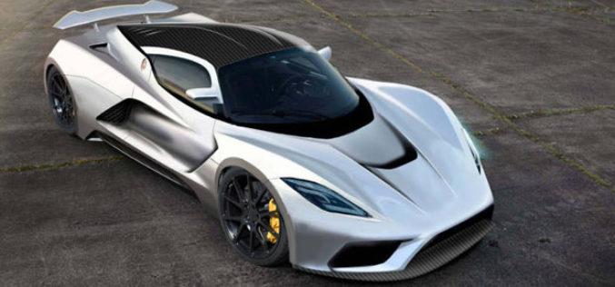 Hennessey najavljuje Venom F5 sa 1.400 KS