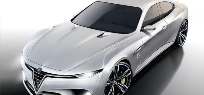 Novi Alfa Romeo koji dolazi 2015. godine, bit će nova Giulia?