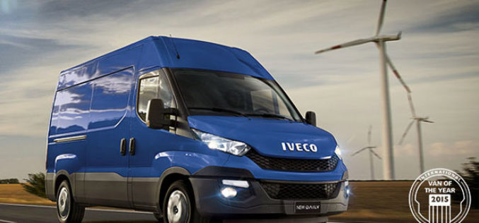 "Iveco Daily osvojio ""International Van of the Year Award 2015"""
