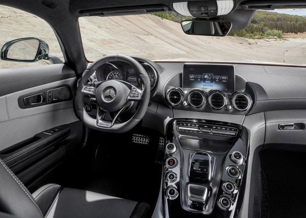 Mercedes AMG GT 2016 - 03