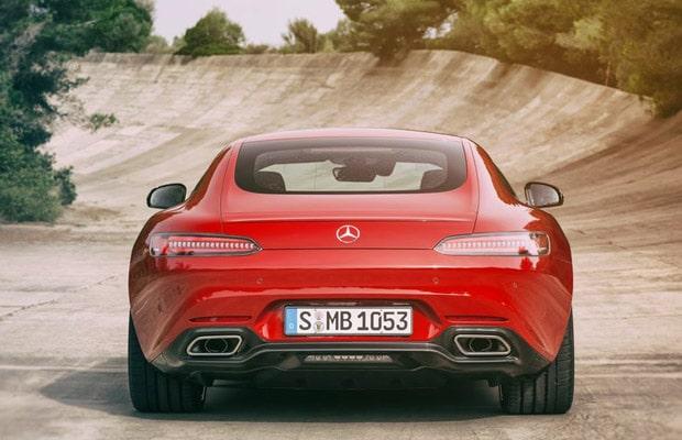 Mercedes AMG GT 2016 - 06