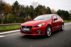 Test: Mazda 3 Sport G165 Revolution