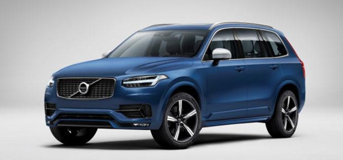Volvo predstavio R-Design izvedbu novog XC90