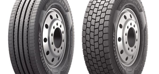 Nove Hankook gume za komercijalna vozila