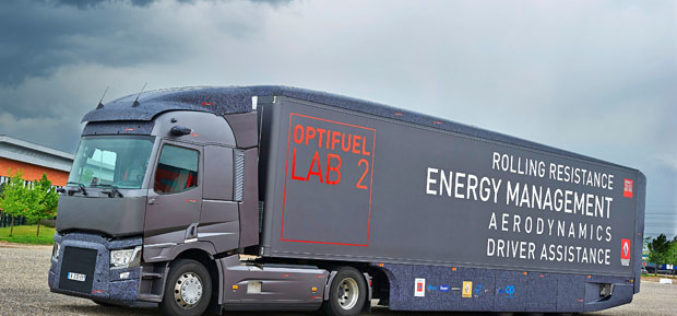 Renault Truck Optifuel Lab 2 – Pokretna laboratorija
