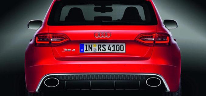 Novi Audi RS4 pokretat će V6 turbo motor!