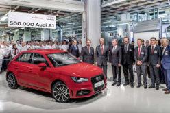 Audi u Briselu proizveo jubilarni 500.000-ti Audi A1