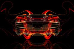 Video: Audi koji bljuje vatru!