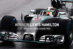 VN Japana 2014: Rezultati utrke