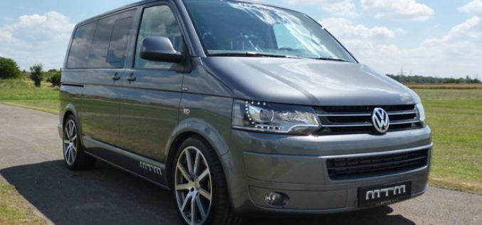 MTM 400 Volkswagen T5 Multivan sa 360 KS!