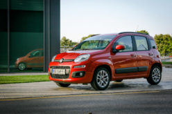 Test: Fiat Panda 1.2 Lounge – Magična kutija