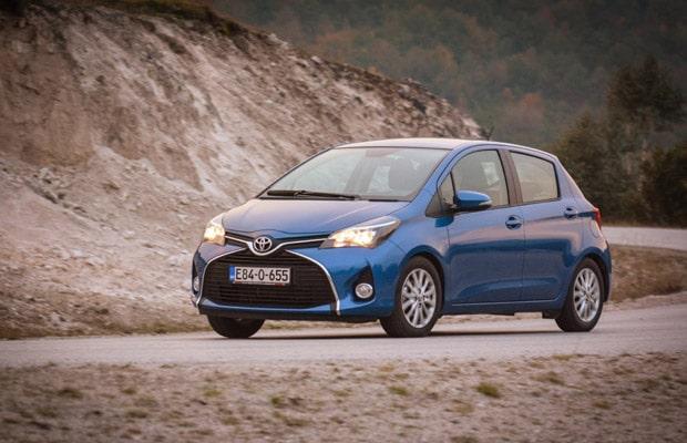 Test Toyota Yaris facelift 2014 - 620 - 14