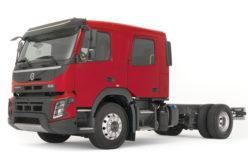 Novi Volvo FL i Volvo FMX sada su dostupni sa kabinom za posadu