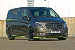 Hartmann preradio Mercedes-Benz Vito koji sad raspolaže sa 224 KS!