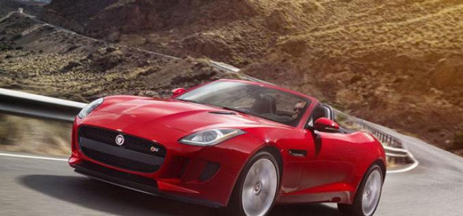 Jaguar F-TYPE sa pogonom na sve točkove