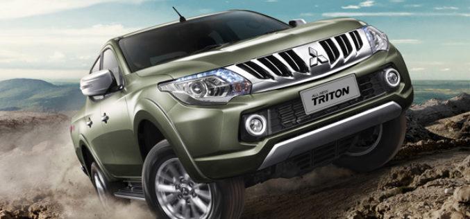 Mitsubishi lansirao novi pick-up Triton u Tailandu