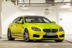 BMW M6 Gran Coupe tuniran od strane PP Performance na 800 KS