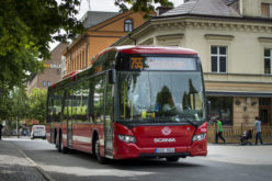 Scania Citywide Low Entry Euro 6 hybrid biodiesel