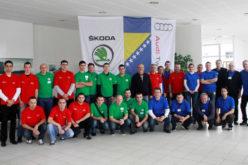 Državno finale ovlaštenih Audi i Škoda servisnih partnera
