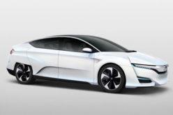 Honda FCV concept – Autonomija preko 700 km