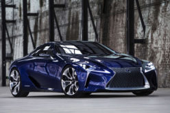 Lexus LF-LC koncept uskoro u proizvodnji?