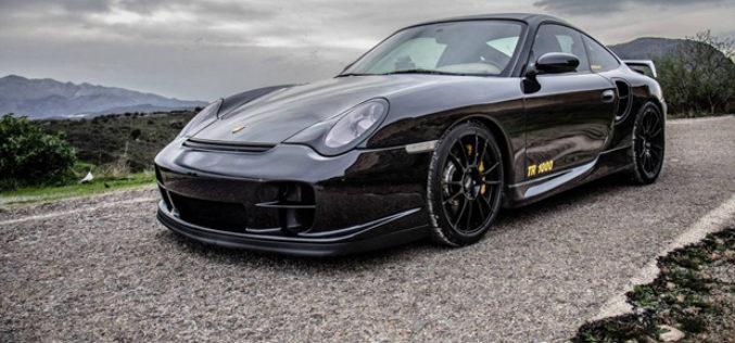 9ff Porsche 911 Twin Turbo sa 1000 KS!