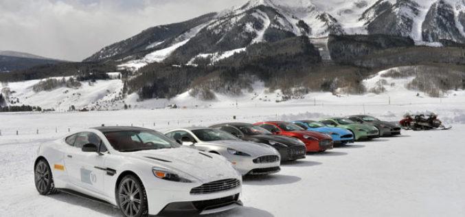 Aston Martin On Ice – Osjeti performanse!