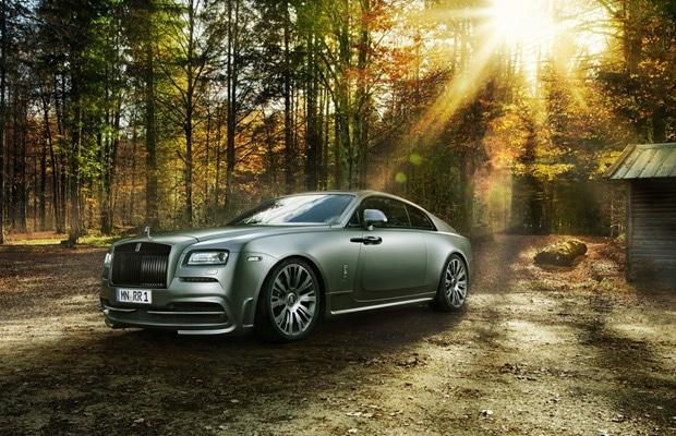 Novitec Group Rolls Royce Wraith - 01