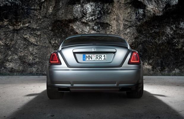 Novitec Group Rolls Royce Wraith - 04