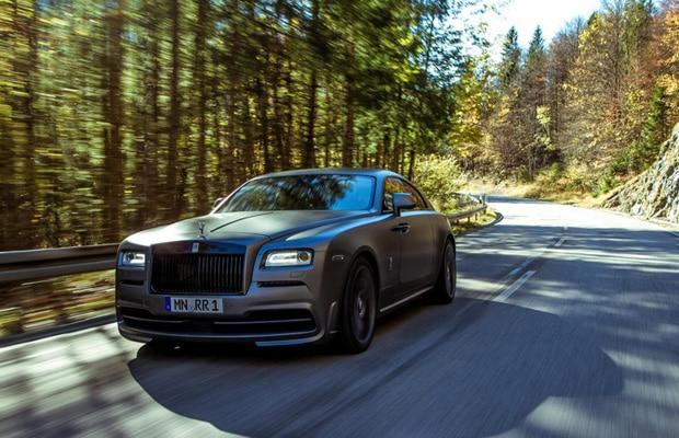 Novitec Group Rolls Royce Wraith - 05
