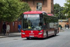 Scania razvila bežično punjenje autobusa