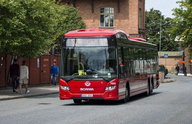 Scania Citywide LE 6×2 cll