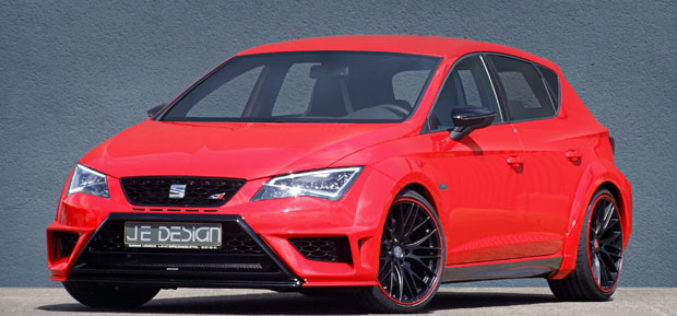 Seat Leon Cupra 5F Widebody – JE DESIGN