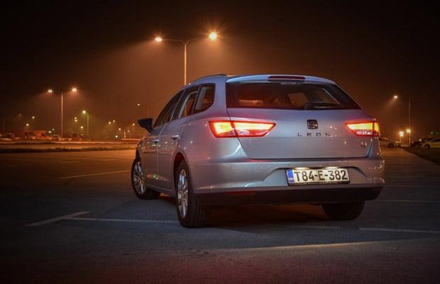 Test Seat Leon ST 2014 - 25