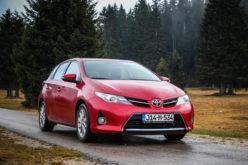 Test: Toyota Auris 1.4 D-4D Style – Jedinica za proračunatost