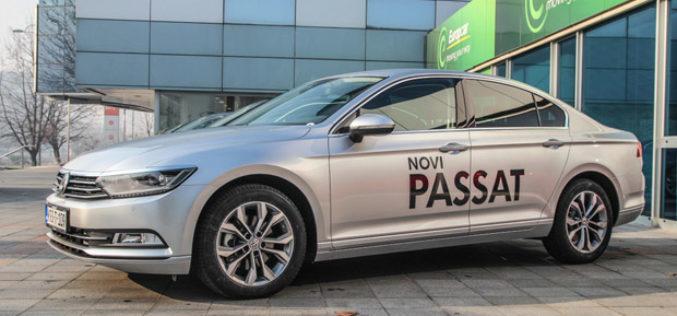 U Sarajevu predstavljen novi Volkswagen Passat B8