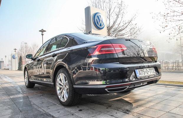 VW Passat prezentacija 2014 - 21