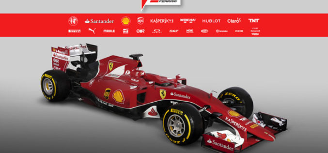 Ferrari predstavio novi bolid F15-T
