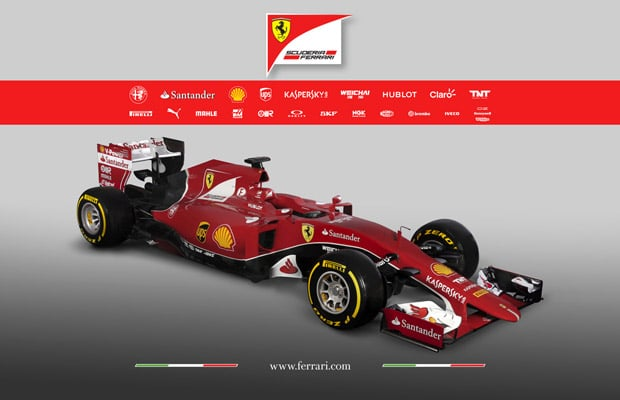 Ferrari F15-T - 01