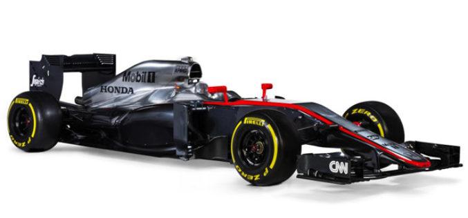 McLaren predstavio novi bolid MP4-30